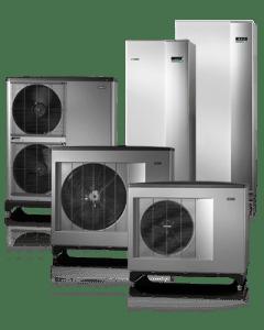 Air water indoormodules
