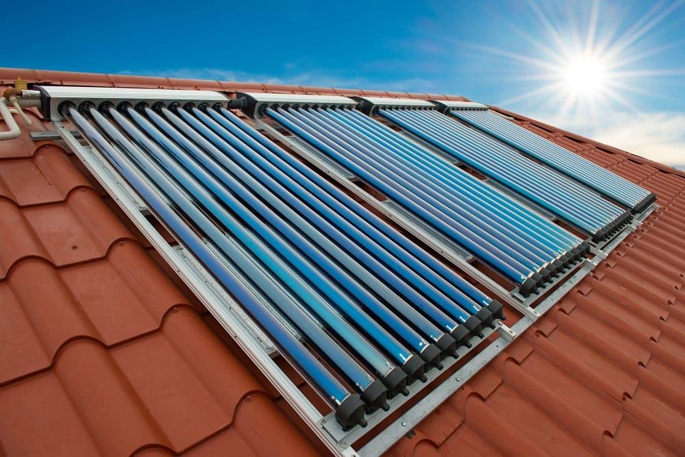 kolektory słoneczne próżniowe